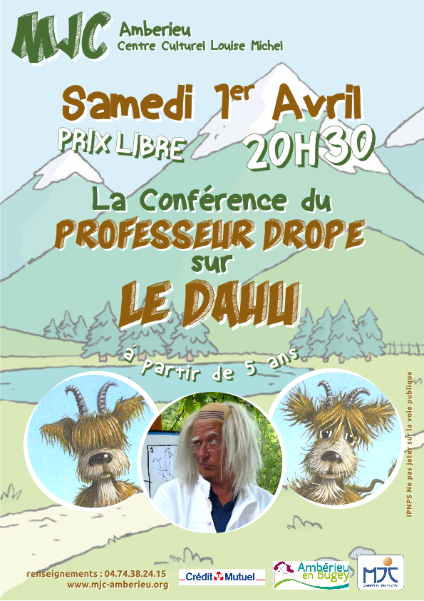 Conference Dahu